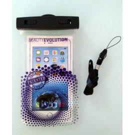 Custodia Impermeabile Touch per Smartphone