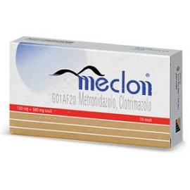 Meclon Ovuli Vaginali confezione da 10 ovuli