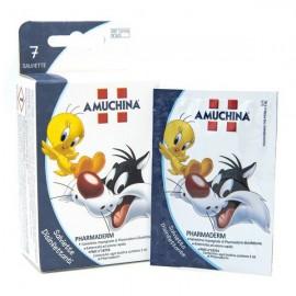 Amuchina Salviette Disinfettanti - 7 Salviette in confezione singola