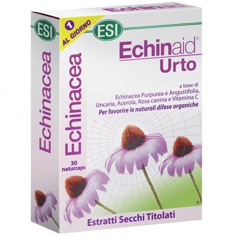 Echinaid Urto, astuccio da 30 naturcaps