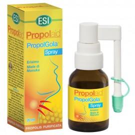 PropolGola spray Miele, flacone da 20 ml con erogatore