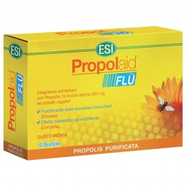 Propolaid Flu, astuccio da 10 bustine