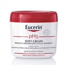 Eucerin pH5 Soft Cream, barattolo da 450ml