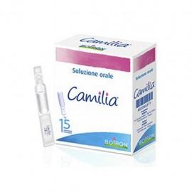 Camilia, confezione con 15 tubetti monodose