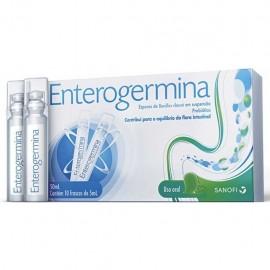 Enterogermina 2 miliardi, confezione da 10 flaconcini