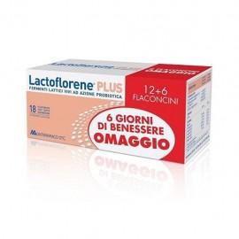 Lactoflorene Plus, 12+6 flaconi monodose