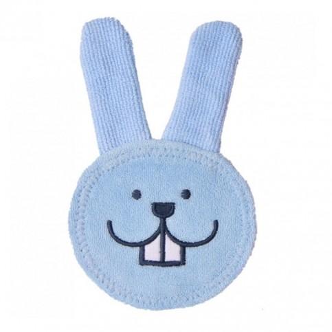 MAM Oral Care Rabbit, 1 guanto igiene orale neonato