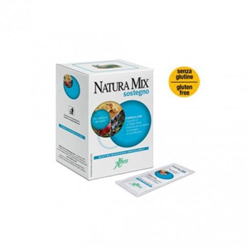 Natura Mix Sostegno Bustine, 20 bustine monodose orosolubili