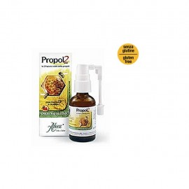 Aboca Propol2 Emf Spray No Alcool, Flacone da 30ml