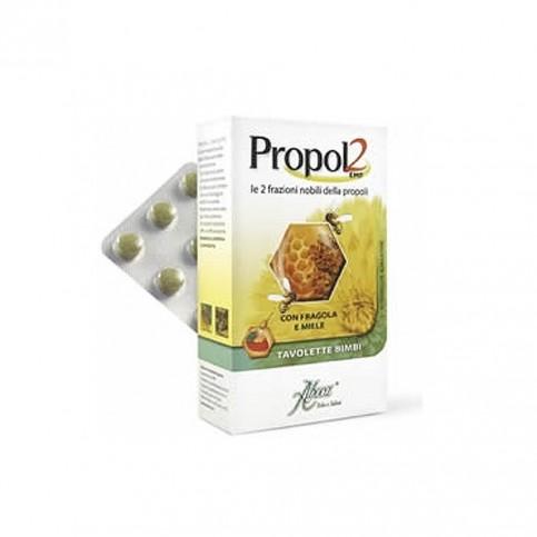 Aboca Propol2 Emf, 45 Tavolette Bimbi