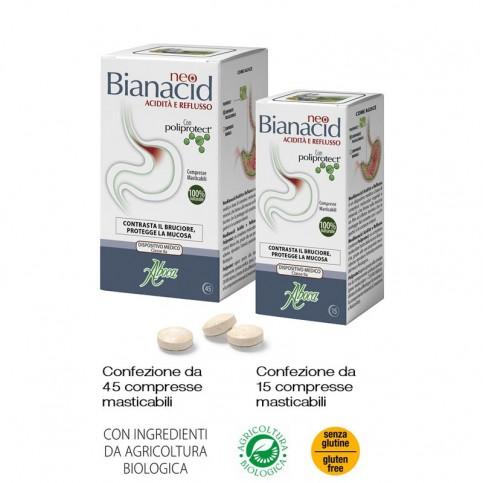 Aboca NeoBianacid, 15 compresse masticabili