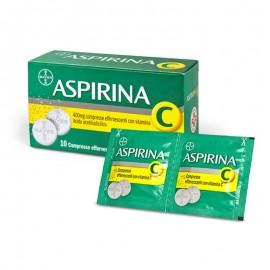 Aspirina C, 10 Compresse Effervescenti