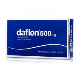 Daflon 500 Compresse, confezione da 30 compresse