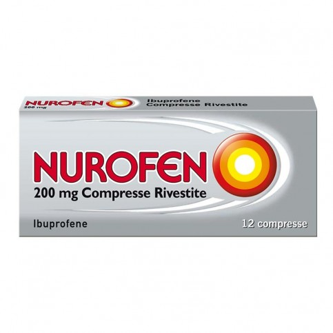 Nurofen 200, 12 compresse rivestite