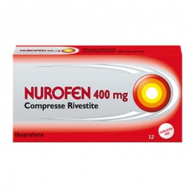 Nurofen 400, 12 compresse rivestite