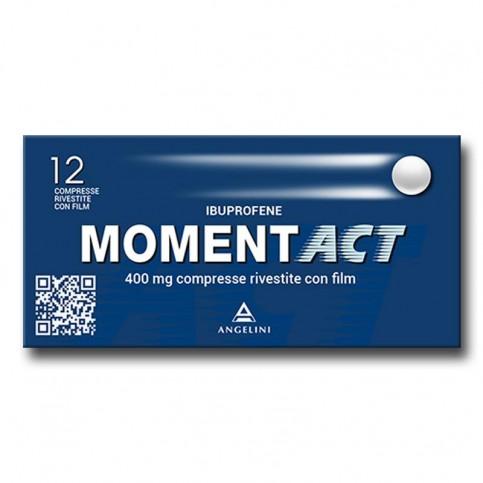 Momentact, confezione da 12 compresse