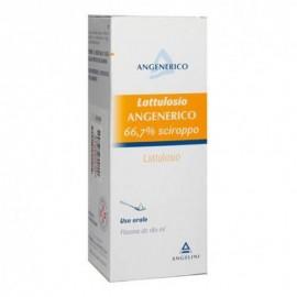 Lattulosio Angenerico 66,7% sciroppo, flacone da 180 ml