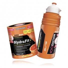 Named HydraFit, Barattolo da 400gr in polvere con ELITE Sport Bottle in omaggio!