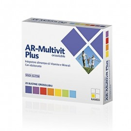 Named AR-Multivit Plus, 28 bustine orosolubili