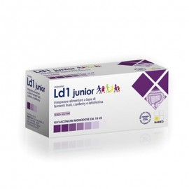 Named Ld1 junior, 10 flaconcini monodose