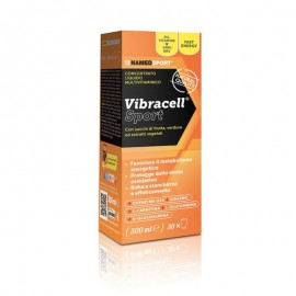 Named Vibracell Sport, flacone da 300ml