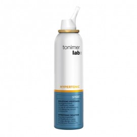 Tonimer Lab Hypertonic Spray, 125 ml - Decongestiona e fluidifica