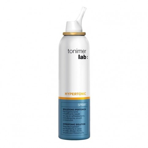 Tonimer Lab Hypertonic Spray, flacone da 125ml