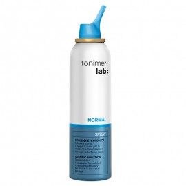 Tonimer Lab Normal, flacone da 125 ml - Muco e raffreddore