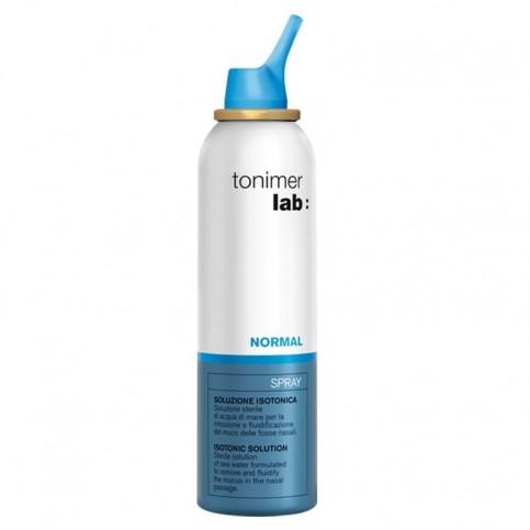 Tonimer Lab Normal, flacone da 125 ml - Muco e raffreddore