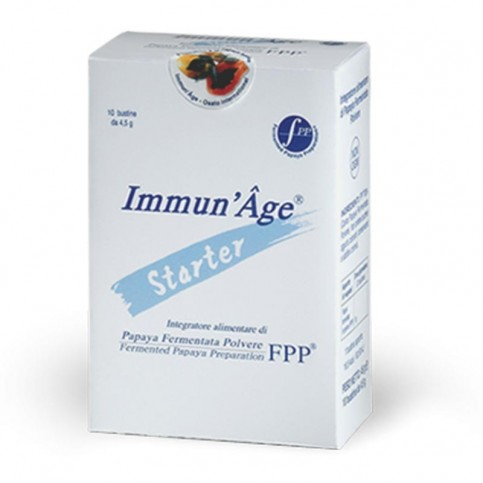 Immun'Âge Starter, 10 bustine orosolubili