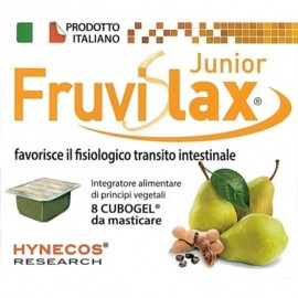 Fruvis lax Junior, 8 cubogel