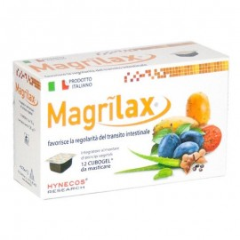 Magrilax, 12 cubogel da masticare