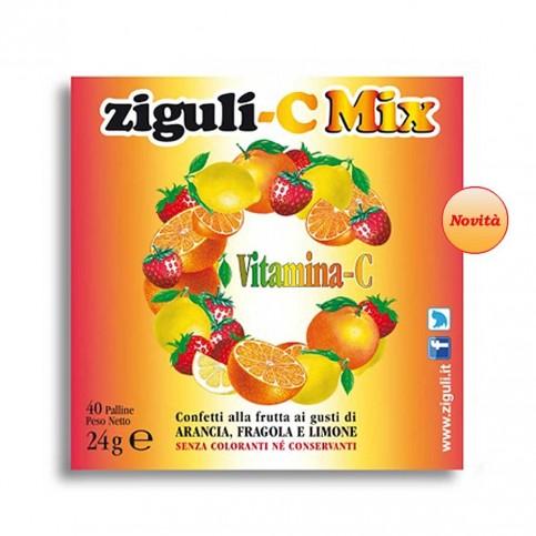 Zigulì C-Mix, 40 palline