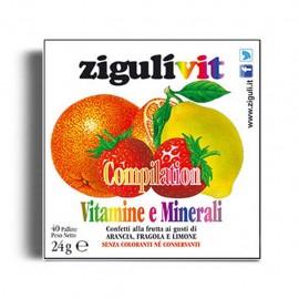 ZigulìVit Compilation, 40 palline