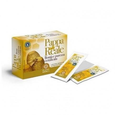 Planta Medica Pappa Reale Bio, 14 bustine orosolubili