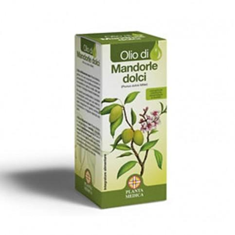 Planta Medica Olio di Mandorle dolci, Flacone da 100ml