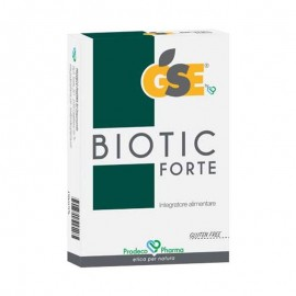 GSE Biotic Forte, 24 compresse