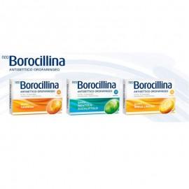 NeoBorocillina Antisettico Orofaringeo, 16 Pastiglie da sciogliere in bocca