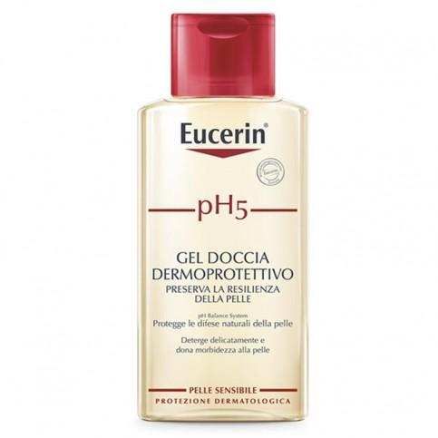 Eucerin pH5 Gel Doccia Dermoprotettivo, flacone da 200m