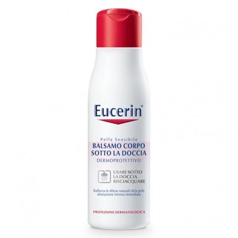 Eucerin Balsamo Corpo Sotto la Doccia Dermoprotettivo, flacone da 400ml