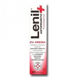 Lenil Antiprurito 2% Crema, tubo da 30gr
