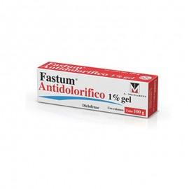 Fastum Antidolorifico Gel 10mg/g, tubo da 50gr