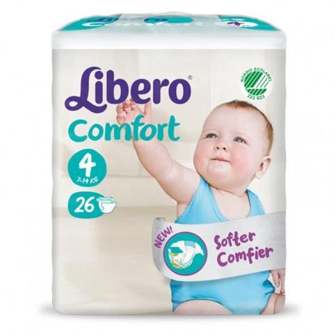 LIBERO COMFORT Taglia 4
