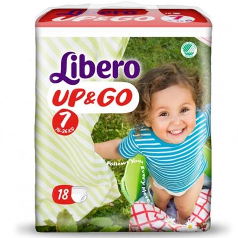 Libero UP&GO Taglia 7