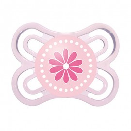 MAM Perfect Ciuccio in silicone 0+ mesi per neonato - Colori assortiti