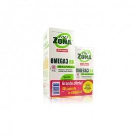 Enerzona Omega 3 RX, offerta 120 capsule con 48 in omaggio