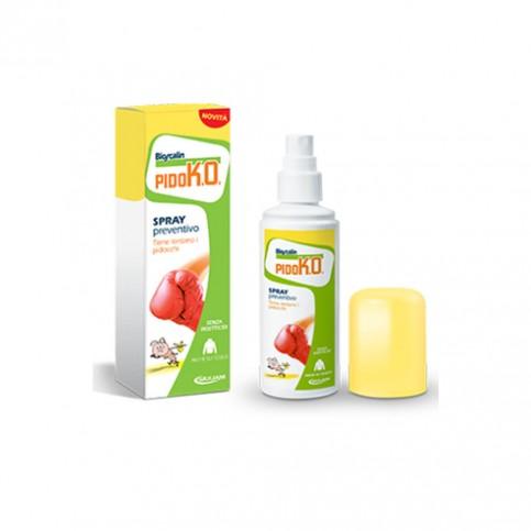 Bioscalin PidoKO spray preventivo, Flacone spray 100ml