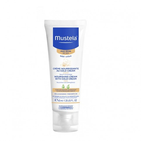 Mustela Crema Nutriente Alla Cold Cream 40 ml