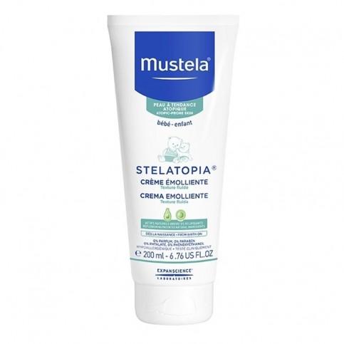 Mustela Stelatopia Crema Emolliente, tubo da 200 ml