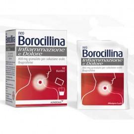 NeoBorocillina Infiammazione e Dolore in bustine, 12 bustine